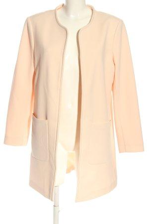 H&M Manteau mi-saison rose chair style décontracté
