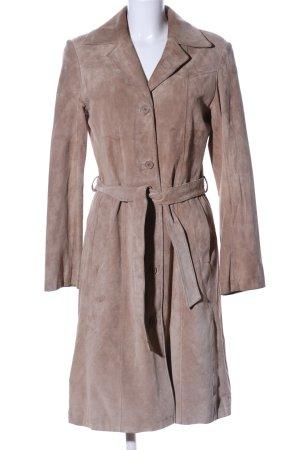H&M Abrigo de entretiempo marrón look casual