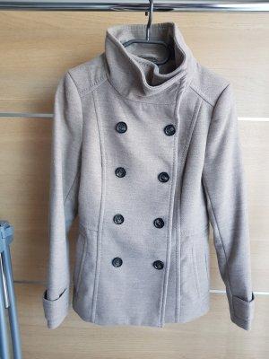 H&M Manteau mi-saison gris brun