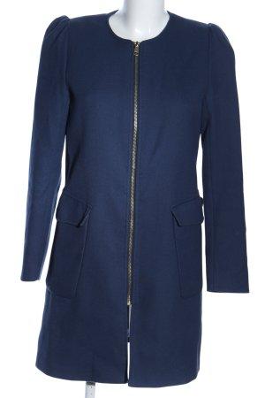 H&M Übergangsmantel blau Casual-Look