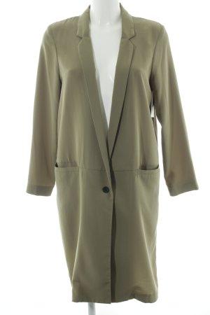 H&M Übergangsmantel olivgrün Casual-Look