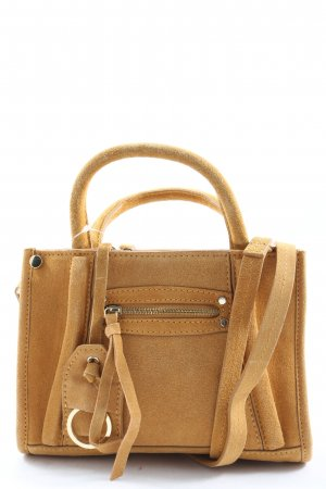 H&M Carry Bag nude casual look
