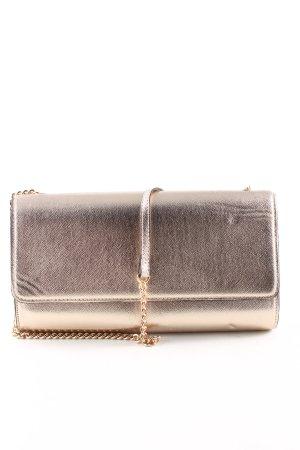 H&M Crossbody bag gold-colored elegant
