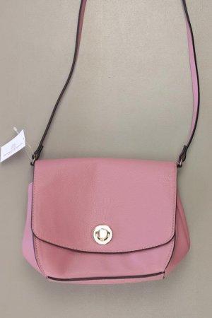 H&M Umhängetasche rosa aus Polyurethan