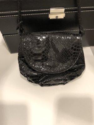 H&M Umhängetasche schwarz Tasche