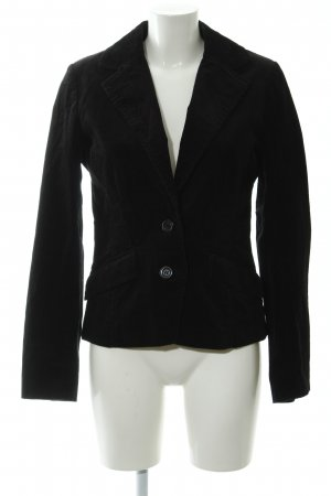 H&M Unisex-Blazer schwarz Elegant