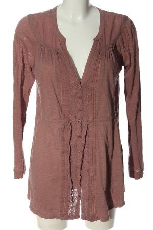 H&M Longshirt pink Webmuster Casual-Look
