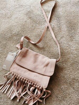 H&M Crossbody bag mauve