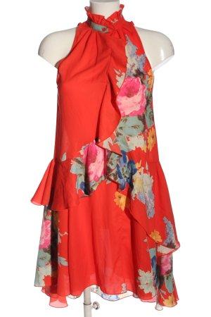 H&M Vestido mullet estampado floral elegante