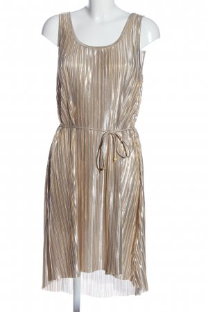 H&M High Low Dress gold-colored elegant