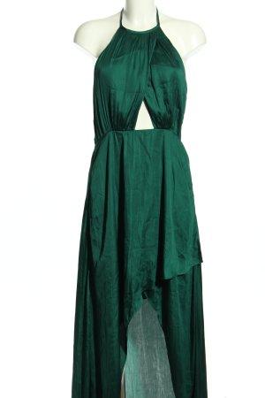 H&M Vokuhila-Kleid grün Elegant