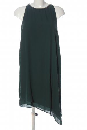 H&M Robe bas asymétrique vert style décontracté