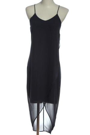 H&M Vestido mullet azul elegante