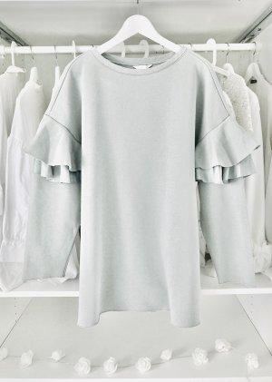 H&M Volant Pulli / minikleid