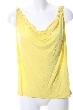 H&M Cowl-Neck Shirt primrose casual look