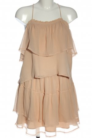H&M Woven Twin Set nude casual look