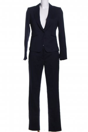 H&M Web Twin Set schwarz Business-Look