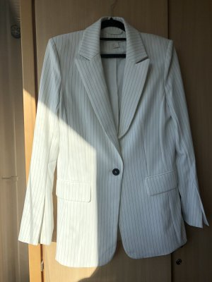 H&M Weisse Blazer Business-Look