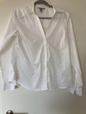 H&M- weisse Bluse