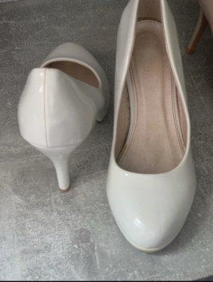 H&M weiße High Heels