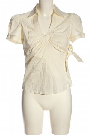 H&M Wickel-Bluse creme Casual-Look