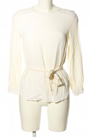 H&M Wikkelblouse wit casual uitstraling