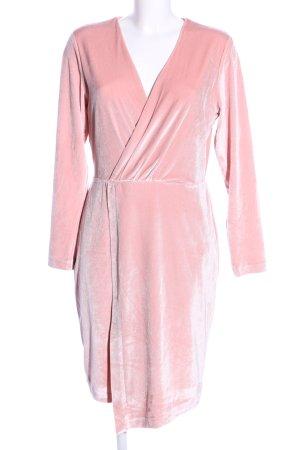 H&M Wickelkleid pink Elegant
