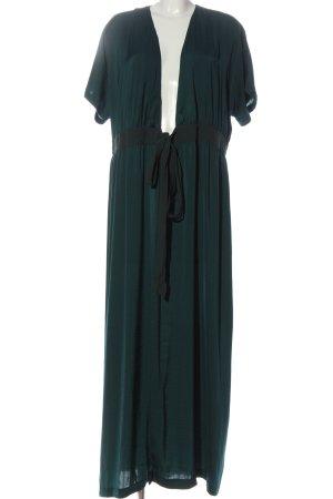 H&M Wickelkleid grün Casual-Look