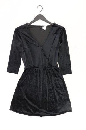 H&M Wikkeljurk zwart Polyester