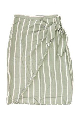 H&M Wraparound Skirt green-neon green-mint-meadow green-grass green-forest green