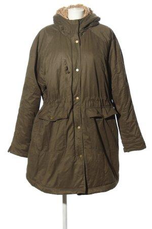 H&M Kurtka zimowa brązowy W stylu casual
