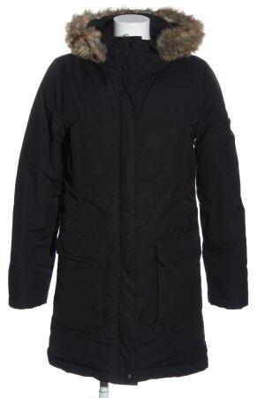 H&M Kurtka zimowa czarny W stylu casual