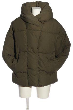 H&M Winter Jacket khaki polyester