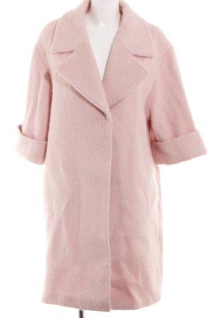 H&M Wintermantel pink Casual-Look