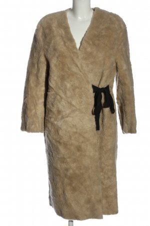 H&M Winter Coat cream casual look