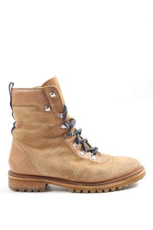 H&M Bottes d'hiver brun style décontracté