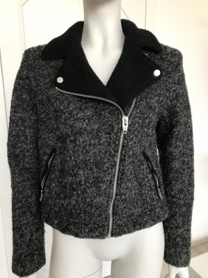 H&M Divided Wool Blazer multicolored