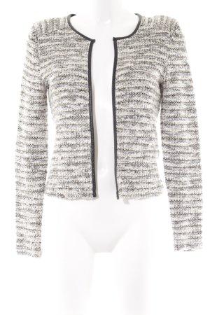 H&M Woll-Blazer Streifenmuster Casual-Look