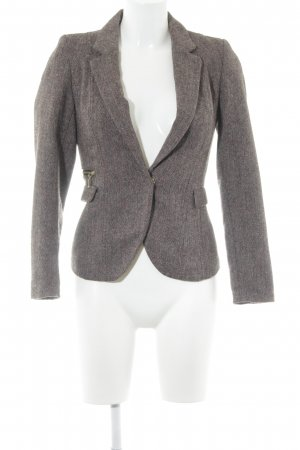 H&M Woll-Blazer mehrfarbig Business-Look