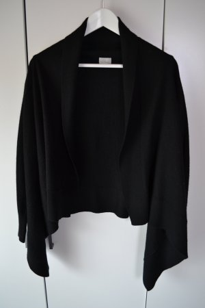 H&M Wollcardigan schwarz Gr. XS/S