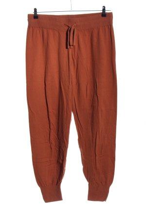 H&M Woolen Trousers brown casual look