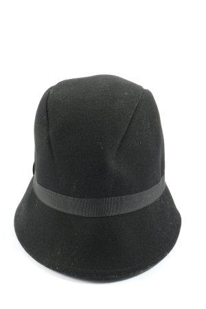 H&M Cappello di lana nero stile casual