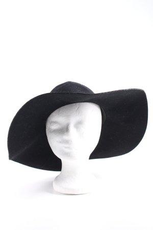 H&M Woolen Hat black casual look