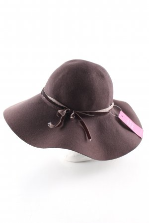 H&M Woolen Hat brown elegant