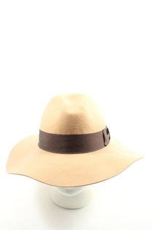 H&M Wełniany kapelusz nude W stylu casual