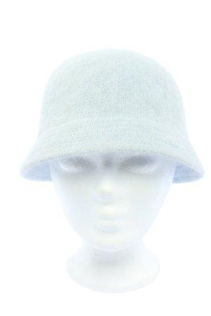 H&M Cappello di lana turchese punto treccia stile casual
