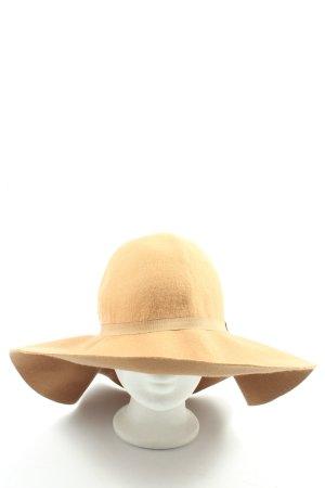 H&M Woolen Hat nude casual look