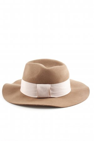 H&M Woolen Hat nude-natural white casual look