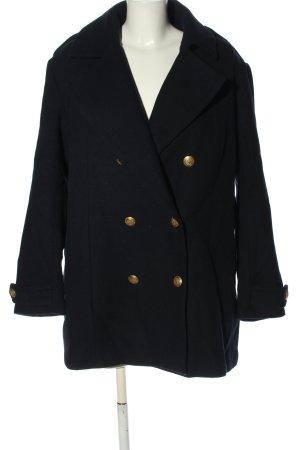 H&M Veste en laine noir style décontracté