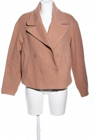 H&M Wolljacke nude Casual-Look